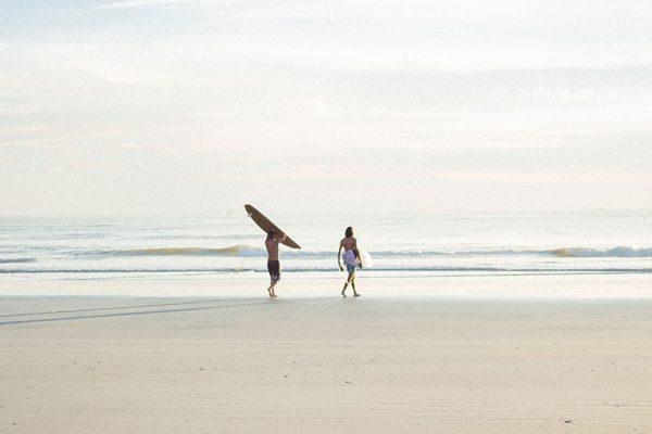 private surf lessons in cornwall