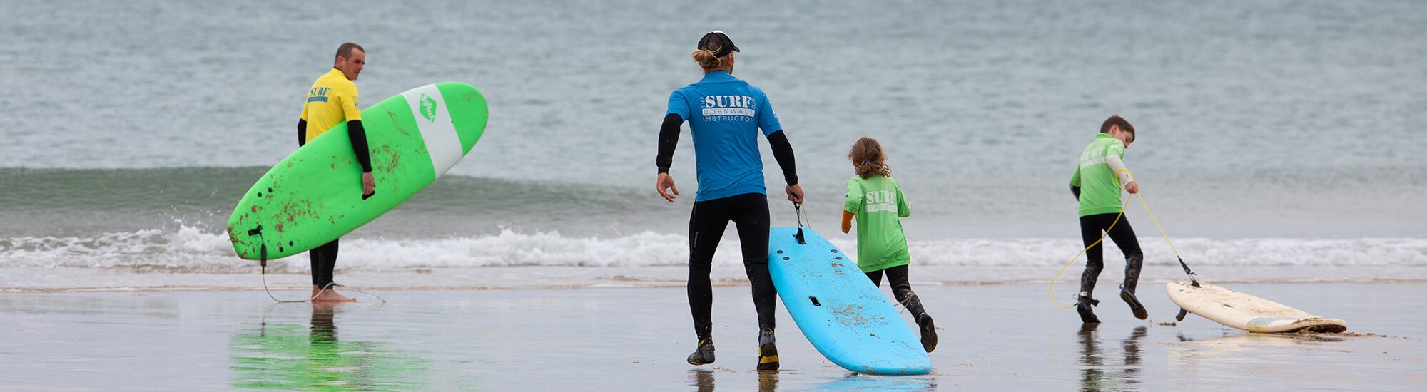 Surf Club Cornwall Surf Lessons by Andy Holter